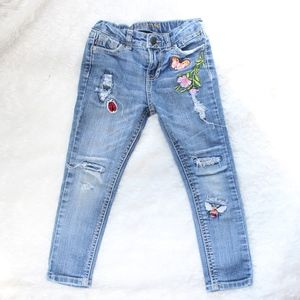 Vigoss Little Girl Skinny Jeans size 4